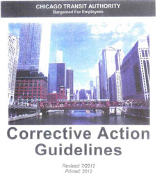 Corrective Action Guidelines