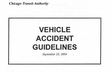 Vehicle Accident Guidelines
